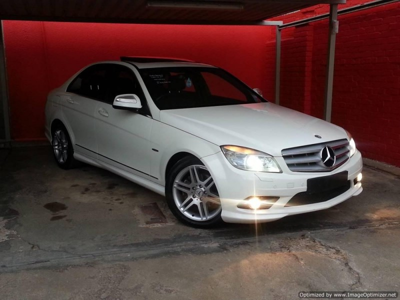 used mercedes benz c class c 220 cdi sport for sale in gauteng id 2811398. Black Bedroom Furniture Sets. Home Design Ideas