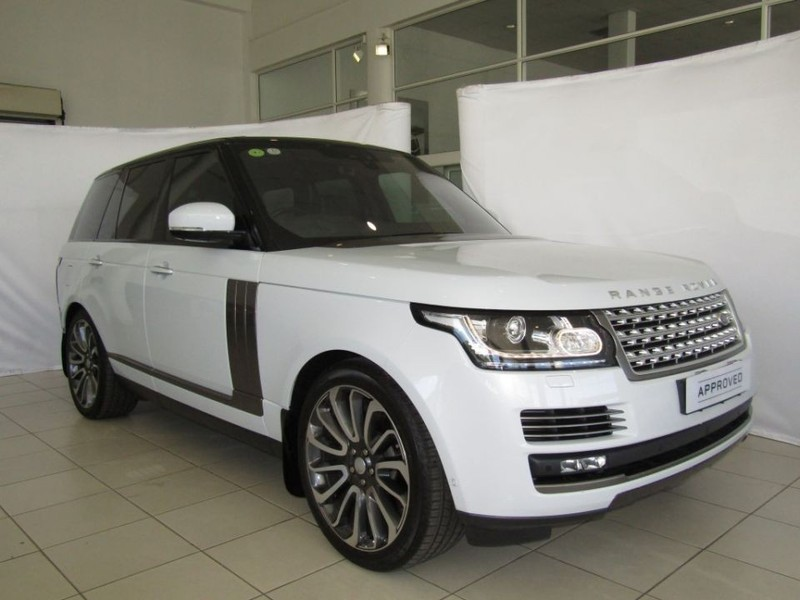 Used Land Rover Range Rover 5 0 V8 S C Autobiography For