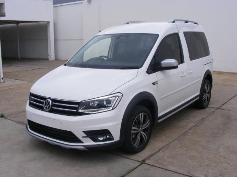 used volkswagen caddy alltrack 2 0 tdi for sale in western cape id 2813264. Black Bedroom Furniture Sets. Home Design Ideas