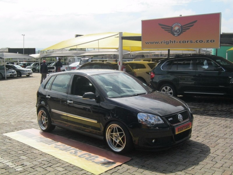 used volkswagen polo gti for sale in gauteng id 2813466. Black Bedroom Furniture Sets. Home Design Ideas