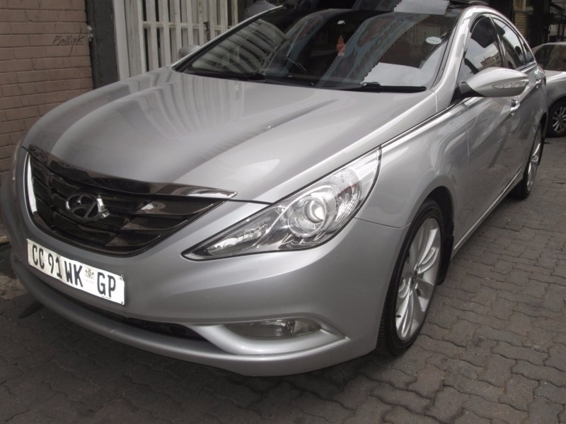 used hyundai sonata 2 4 gls a t with doube sunroof for sale in gauteng id 2813500. Black Bedroom Furniture Sets. Home Design Ideas