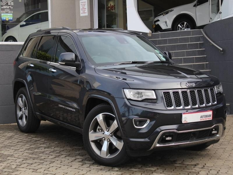 used jeep grand cherokee 5 7 v8 overland for sale in gauteng id 2814966. Black Bedroom Furniture Sets. Home Design Ideas