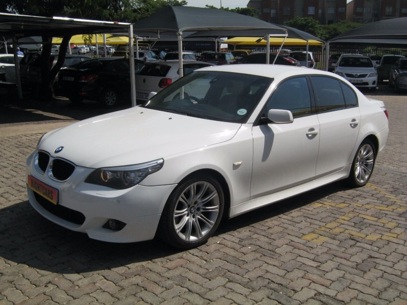 used bmw 5 series 520d a t e60 for sale in gauteng id 2815188. Black Bedroom Furniture Sets. Home Design Ideas