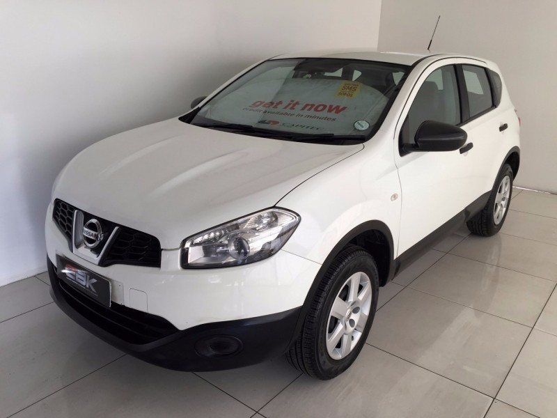 used nissan qashqai 1 6 visia for sale in gauteng id 2815810. Black Bedroom Furniture Sets. Home Design Ideas