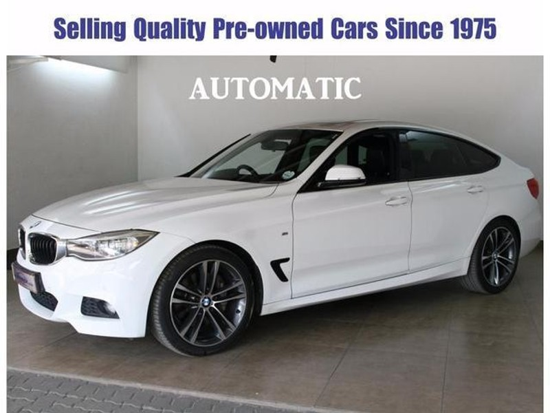 used bmw 3 series 335i gt m sport auto for sale in gauteng. Black Bedroom Furniture Sets. Home Design Ideas