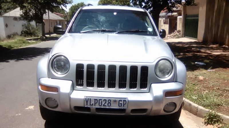 used jeep cherokee 3 7 limited a t for sale in gauteng id 2818414. Black Bedroom Furniture Sets. Home Design Ideas
