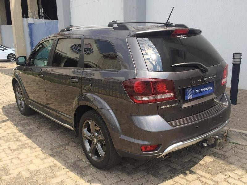 used dodge journey 3 6 v6 crossroad for sale in gauteng id 2819600. Black Bedroom Furniture Sets. Home Design Ideas
