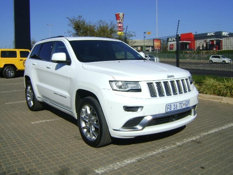 used jeep grand cherokee 3 0l v6 crd summit for sale in gauteng id 2819792. Black Bedroom Furniture Sets. Home Design Ideas
