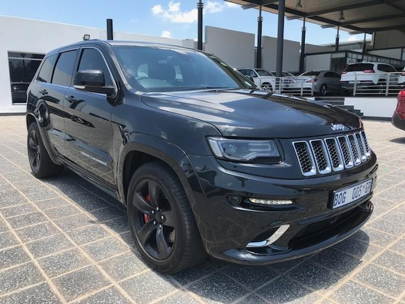 used jeep grand cherokee 6 4 srt for sale in gauteng id 2819804. Black Bedroom Furniture Sets. Home Design Ideas