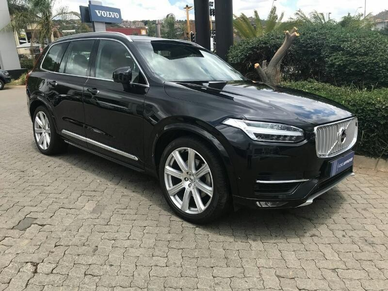 used volvo xc90 d5 geartronic awd 1st edition for sale in north west province id. Black Bedroom Furniture Sets. Home Design Ideas