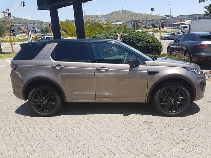 used land rover discovery sport 2 0 si4 hse lux for sale. Black Bedroom Furniture Sets. Home Design Ideas