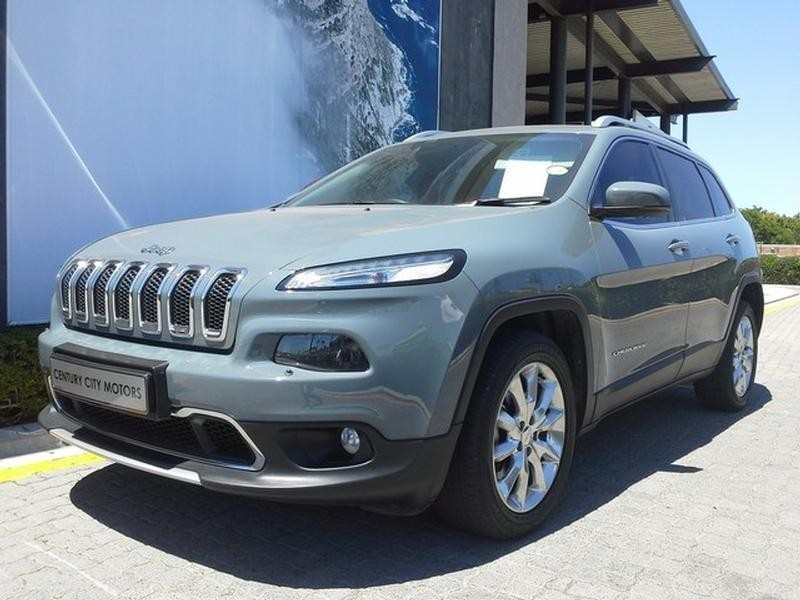 used jeep cherokee 3 2 limited auto for sale in western cape id 2823402. Black Bedroom Furniture Sets. Home Design Ideas