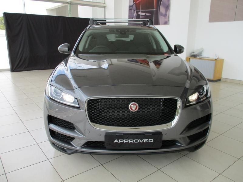 used jaguar f pace 2 0 i4d awd pure for sale in gauteng id 2823480. Black Bedroom Furniture Sets. Home Design Ideas