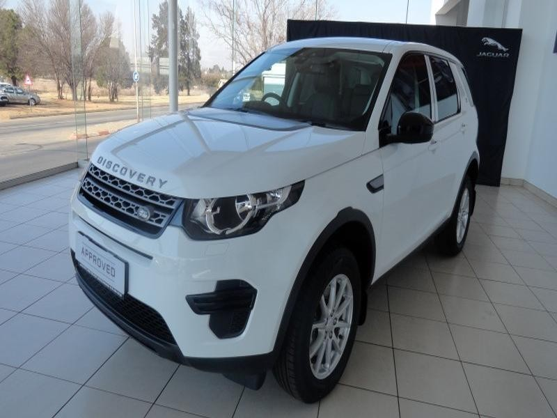 used land rover discovery sport d pure for sale in gauteng id 2823488. Black Bedroom Furniture Sets. Home Design Ideas