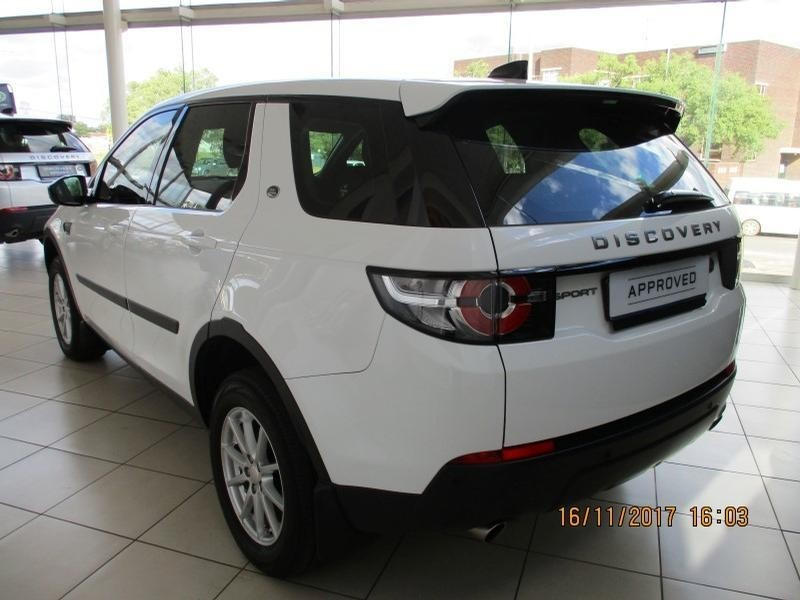 used land rover discovery sport d pure for sale in gauteng id 2823494. Black Bedroom Furniture Sets. Home Design Ideas