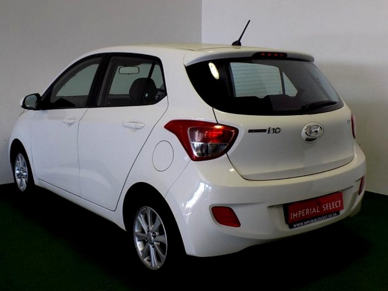 Used Hyundai I10 Grand I10 1 25 Fluid For Sale In Gauteng