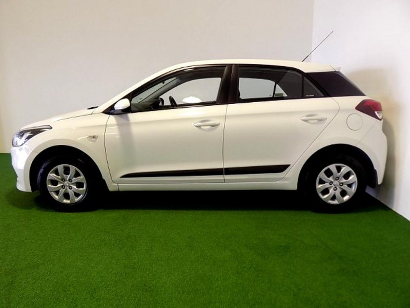 Used Hyundai I20 1 2 Motion For Sale In Gauteng Cars Co