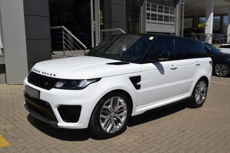 used land rover range rover 5 0 supercharged v8 svr for. Black Bedroom Furniture Sets. Home Design Ideas