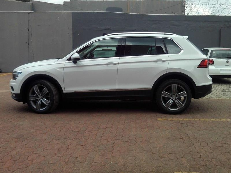 Used Volkswagen Tiguan 2.0 TDI Comfortline 4/Mot DSG for sale in Gauteng - Cars.co.za (ID:2825338)