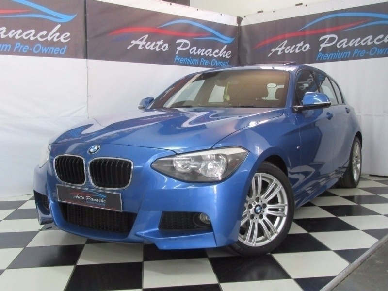 Used Bmw 1 Series 116i 5dr A T M Sport F20 For Sale In