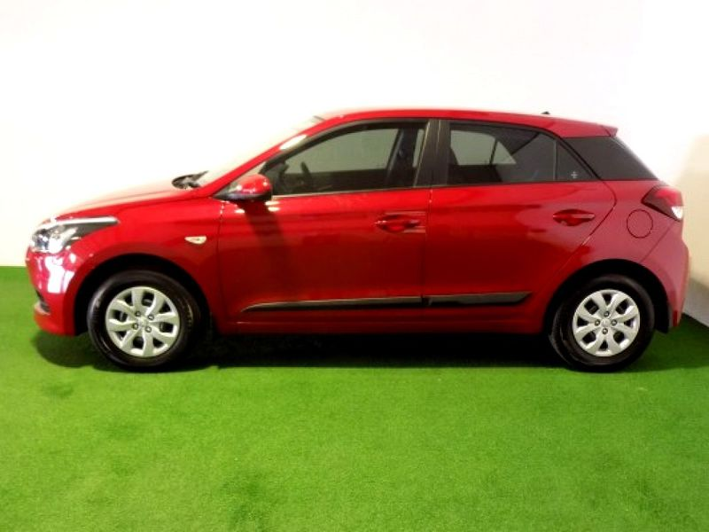 Used Hyundai I20 1 4 Motion Auto For Sale In Gauteng