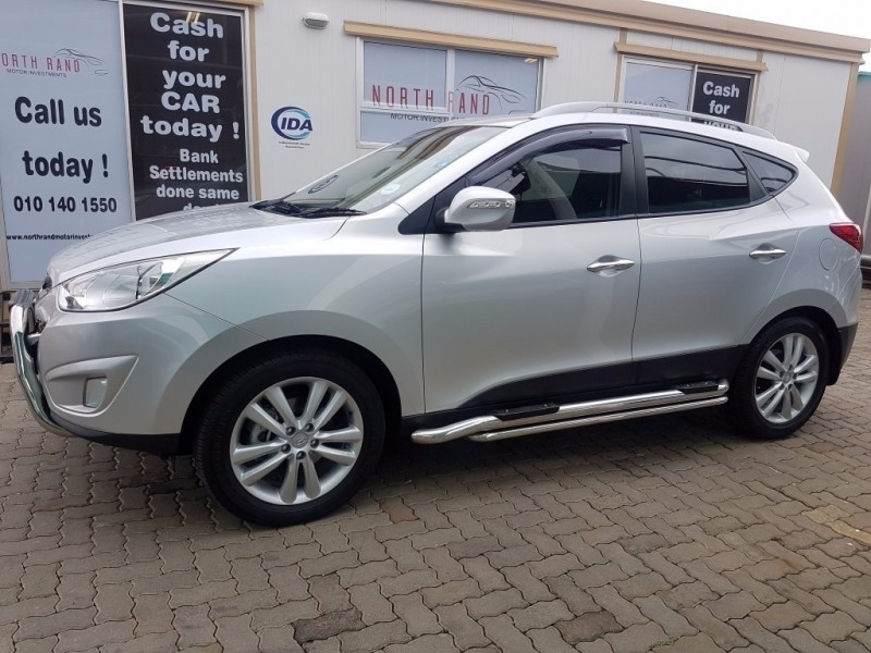 Hyundai Ix35 Dealers Used Hyundai Ix Gls Awd A T For Sale