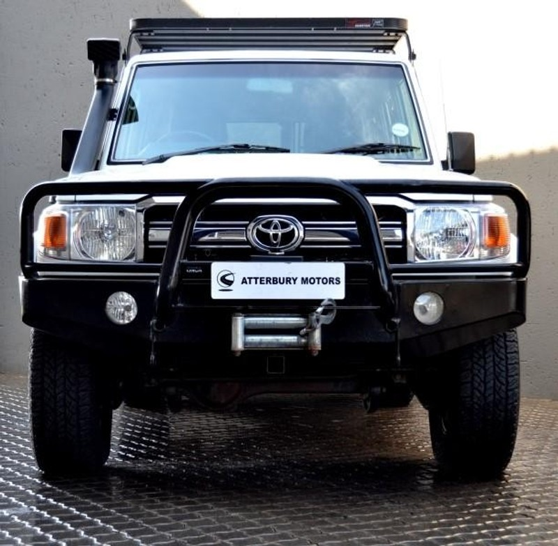 Used Toyota Land Cruiser 76 4.2d S/w For Sale In Gauteng