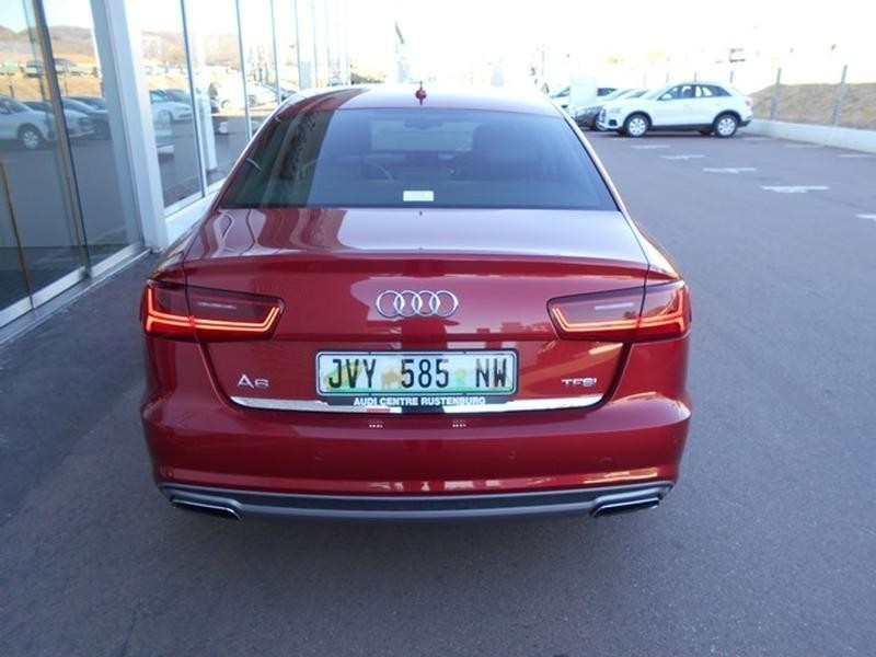 Used Audi A6 1 8t Fsi Stronic For Sale In North West