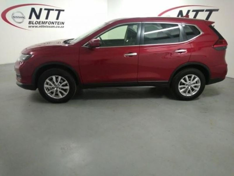 Used Nissan X Trail 1 6dci Visia 7s For Sale In Free State
