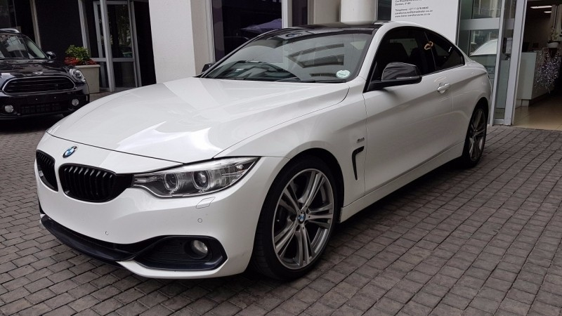 used bmw 4 series 428i coupe m sport auto for sale in. Black Bedroom Furniture Sets. Home Design Ideas