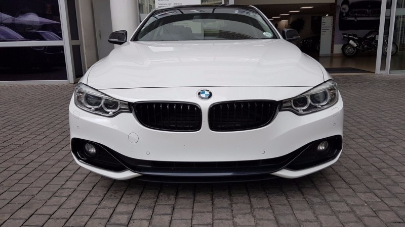 used bmw 4 series 428i gran coupe sport line auto for sale in gauteng id 2830262. Black Bedroom Furniture Sets. Home Design Ideas