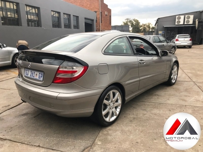 Used Mercedes Benz C Class C230 V6 Coupe A T For Sale In