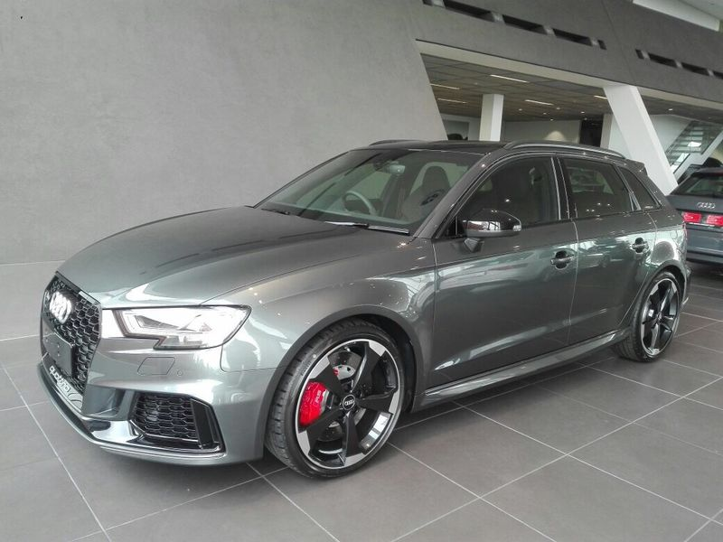 Used Audi Rs3 Sportack Stronic For Sale In Western Cape