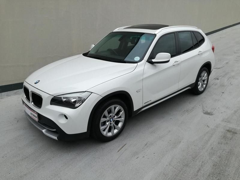 used bmw x1 sdrive20i a t for sale in gauteng. Black Bedroom Furniture Sets. Home Design Ideas