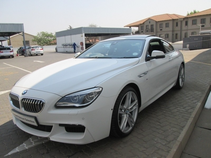 used bmw 6 series 640i coupe m sport auto for sale in gauteng id 2833092. Black Bedroom Furniture Sets. Home Design Ideas