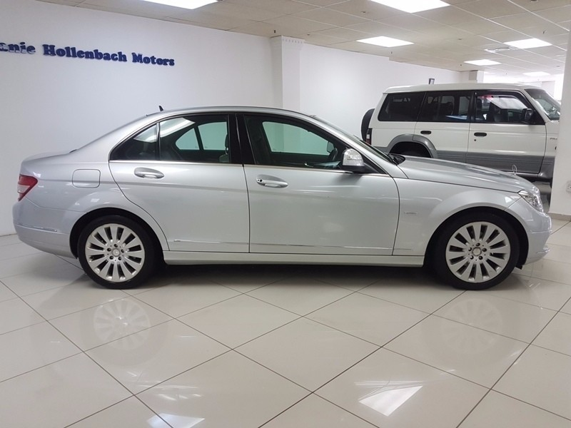 Used mercedes benz c class c 180 avantgarde a t for sale for 2008 mercedes benz c class for sale