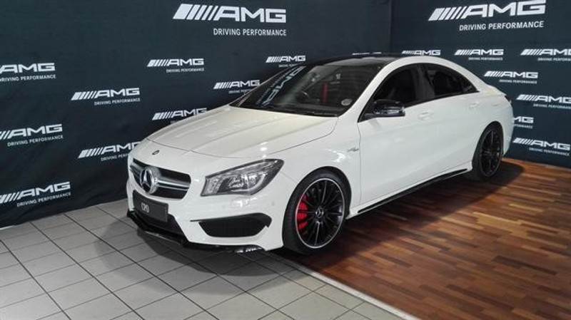 Used mercedes benz cla class cla45 amg for sale in western for Mercedes benz cla class for sale