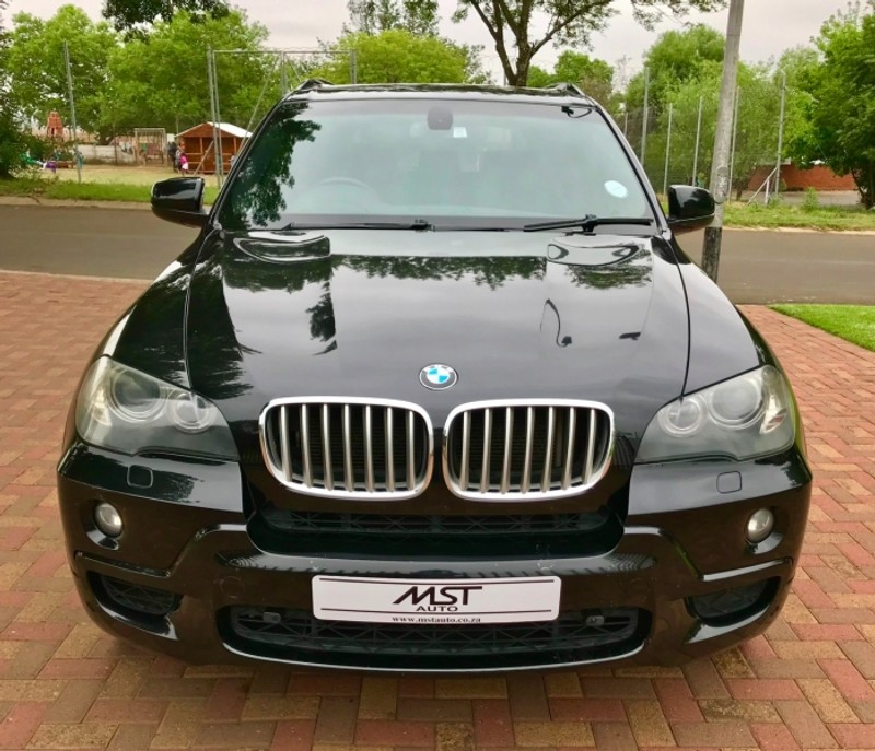 used bmw x5 m sport a t e70 for sale in kwazulu natal id 2833408. Black Bedroom Furniture Sets. Home Design Ideas