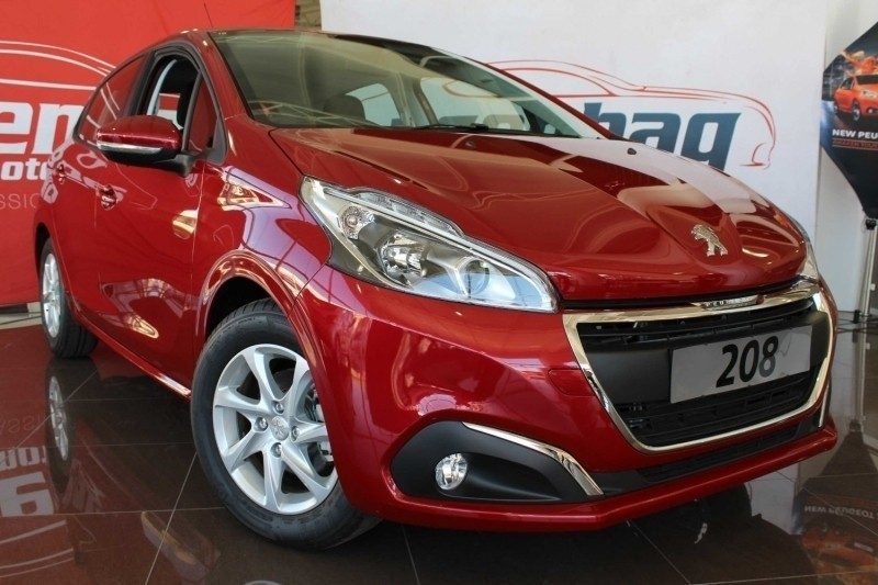 used peugeot 208 active 1 2 puretech 5 door for sale in north west province id. Black Bedroom Furniture Sets. Home Design Ideas