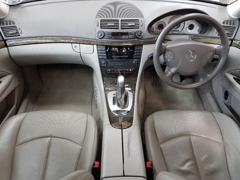 Used mercedes benz e class e 500 avantgarde for sale in for Mercedes benz stadium seats for sale