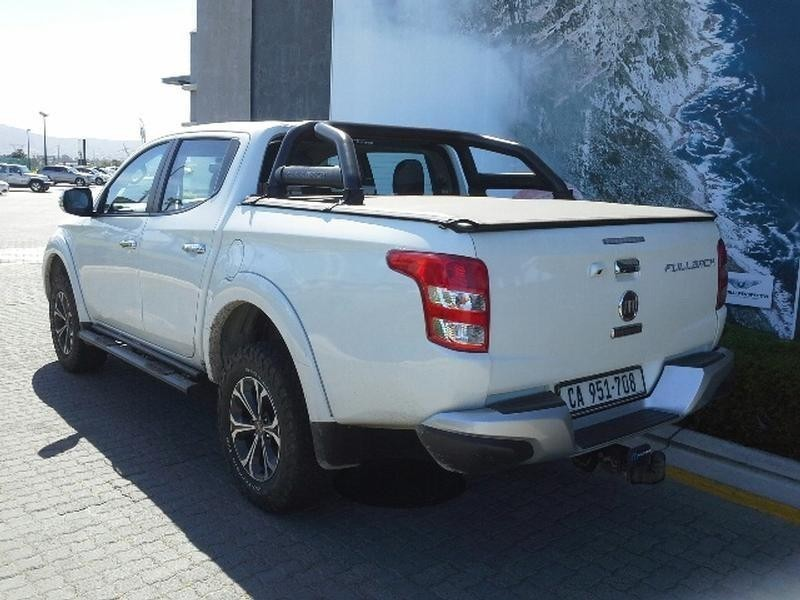 used fiat fullback 2 5 di d 4x4 131kw double cab bakkie. Black Bedroom Furniture Sets. Home Design Ideas