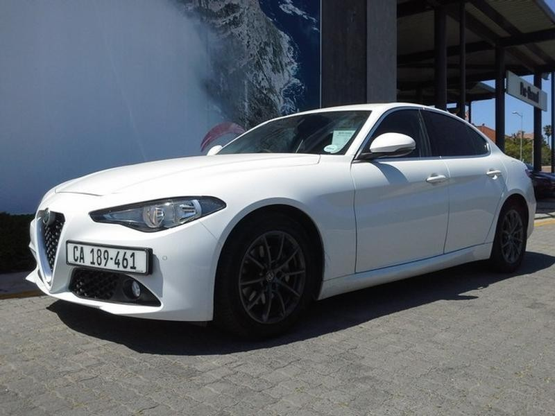 Used Alfa Romeo Giulia 2 0t Super For Sale In Western Cape Cars Co Za Id 2834966