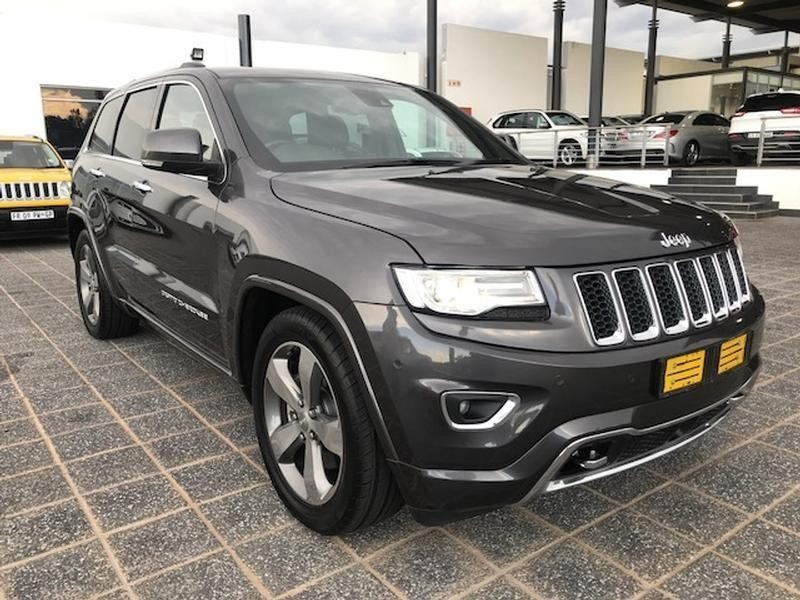 used jeep grand cherokee 3 6 overland for sale in gauteng id 2835052. Black Bedroom Furniture Sets. Home Design Ideas