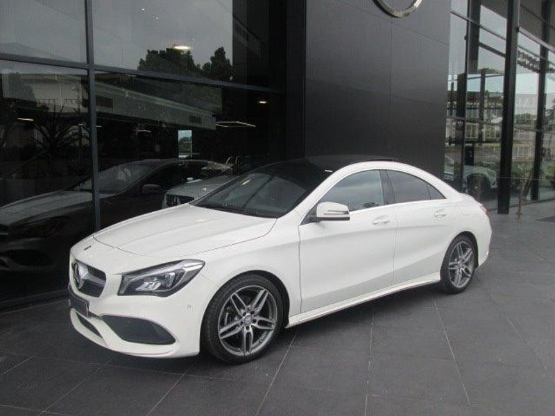 used mercedes benz cla class 200 amg auto for sale in kwazulu natal id 2835864. Black Bedroom Furniture Sets. Home Design Ideas
