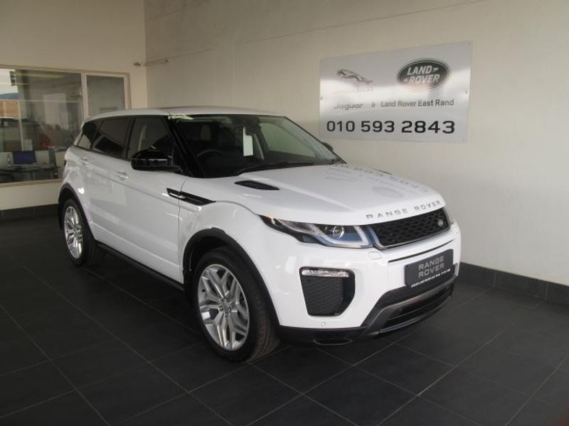 Used Land Rover Evoque 2 0 Si4 Hse Dynamic For Sale In