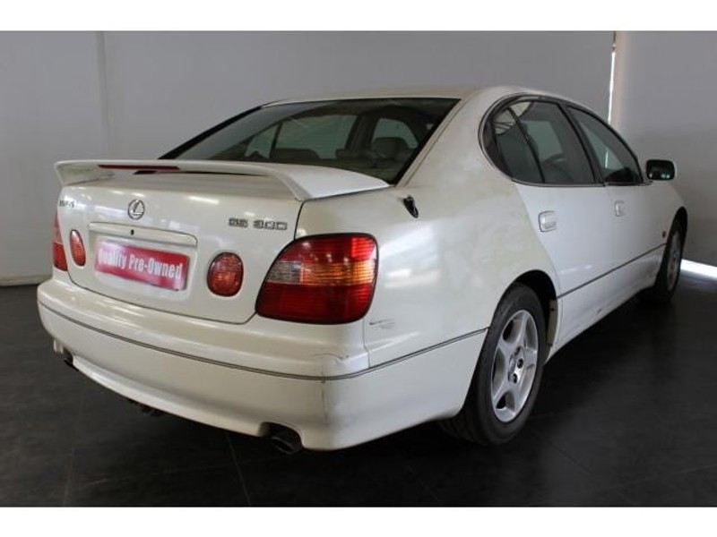 used lexus gs 300 for sale in gauteng id 2837274. Black Bedroom Furniture Sets. Home Design Ideas