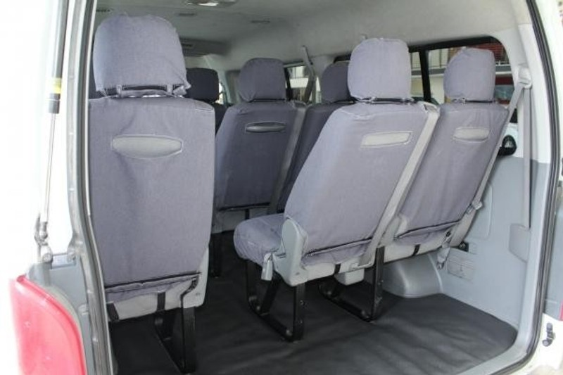 used toyota quantum 2 7 10 seat for sale in limpopo id 2838008. Black Bedroom Furniture Sets. Home Design Ideas