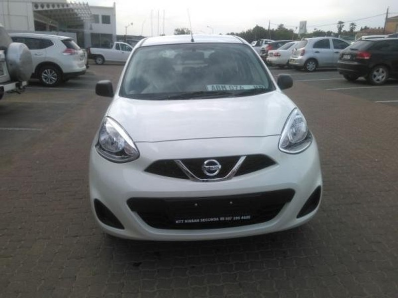 used nissan micra 1 2 active visia for sale in mpumalanga id 2838088. Black Bedroom Furniture Sets. Home Design Ideas