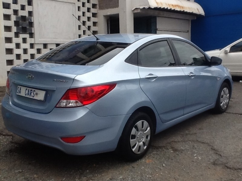 Used Hyundai Accent 1 6 Gl For Sale In Gauteng Id 2838610