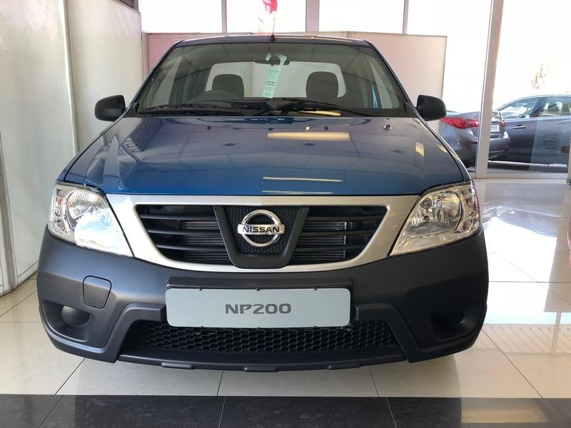 used nissan np200 1 6 a  c p  u s  c for sale in western cape